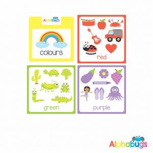 Alphabooks – Colours