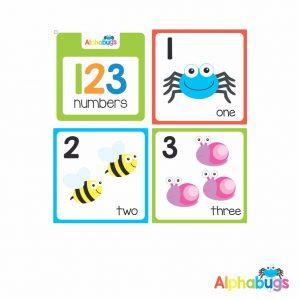 Alphabooks – Numbers