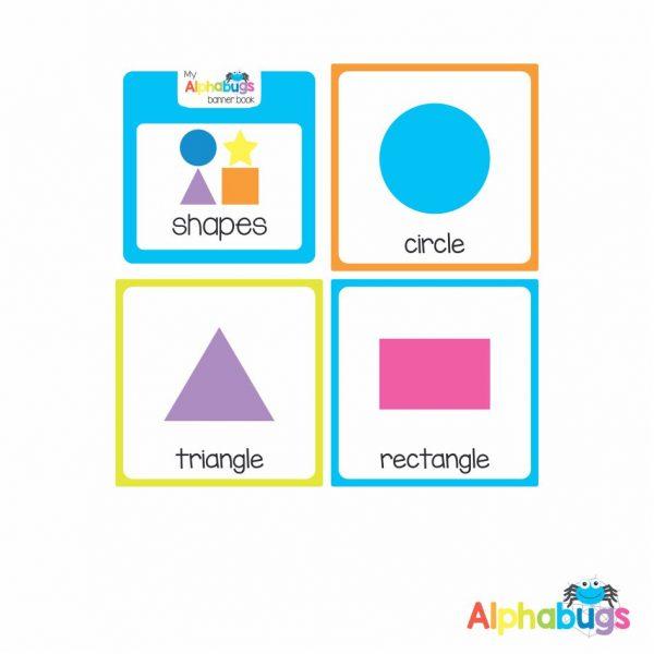 Alphabooks – Shapes