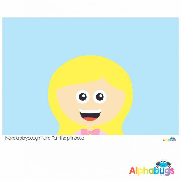 Playdough Mat – Fairytale Fantasy 1.1