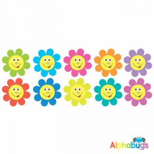 Smiley Stickers – Crazy Daisy
