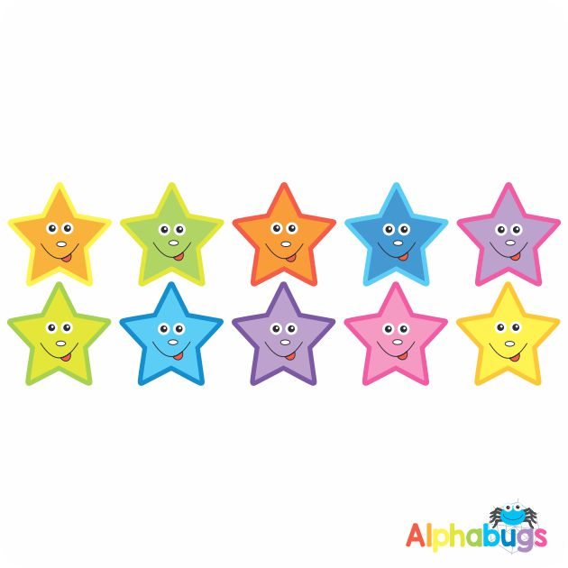 Smiley Stickers – Smiley Stars