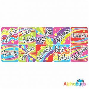 Zulu Stickers – 2