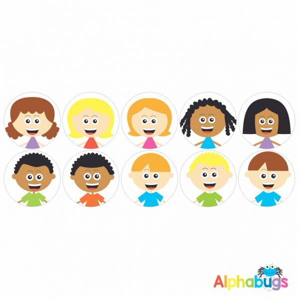 Themed Stickers – Alphakids 2