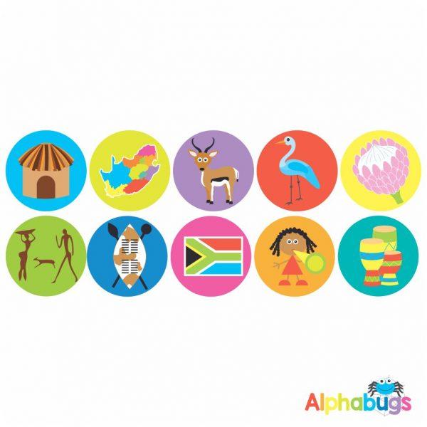 Themed Stickers – Ubuntu