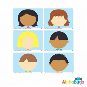 Playdough Mat – Emotions All