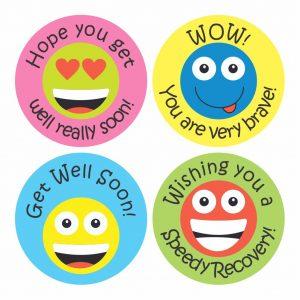 School Nurse Stickers