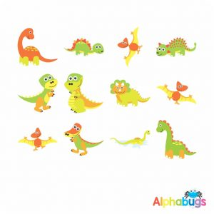 Character Cutouts – Dinoroars