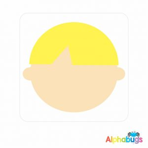 Edu Mag – Build-A-Face (Boy 1)