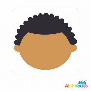 Edu Mag – Build-A-Face (Boy 2)