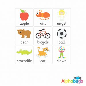Edu Mag – Alliterative Alphabet 5cm