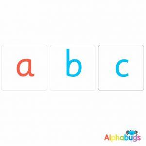 Edu Mag – Alphabet Squares 3cm