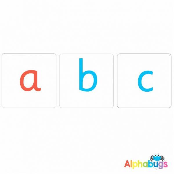 Edu Mag – Alphabet Squares 5cm