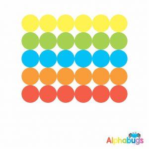 Sheet Spots Bright
