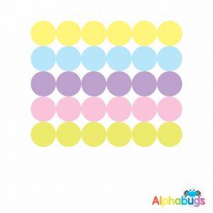 Sheet Spots Pastel