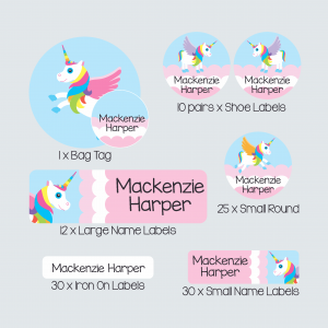 Early Learners Pack – My Little Unicorn