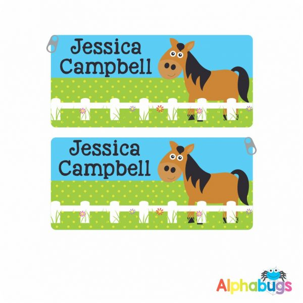Pencil Case – Giddy-Up!