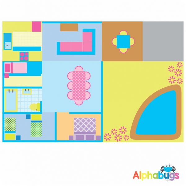 Playmat – In the Home (Small)