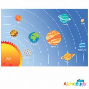Playmat – Outer Space (Small)
