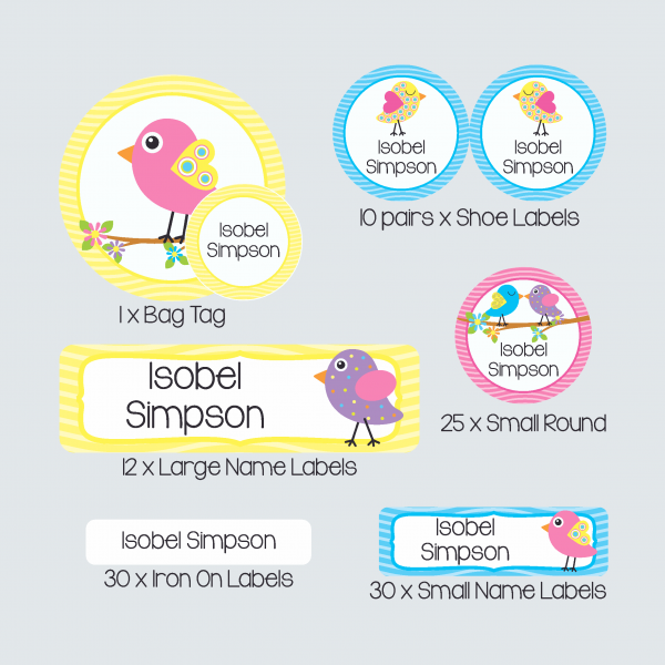 Early Learners Pack – Beautiful Birds