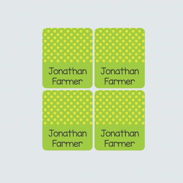 Pencil Wrap Labels – At the Farm