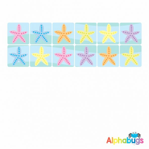Magnetic Reward Chart – Magical Mermaids Brunette