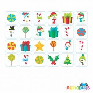 Magnetic Advent Calendar – Snowman