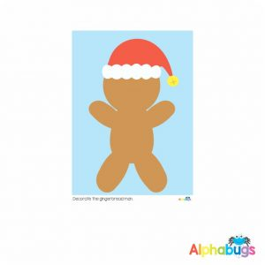 Playdough Mat – Christmas Characters 3