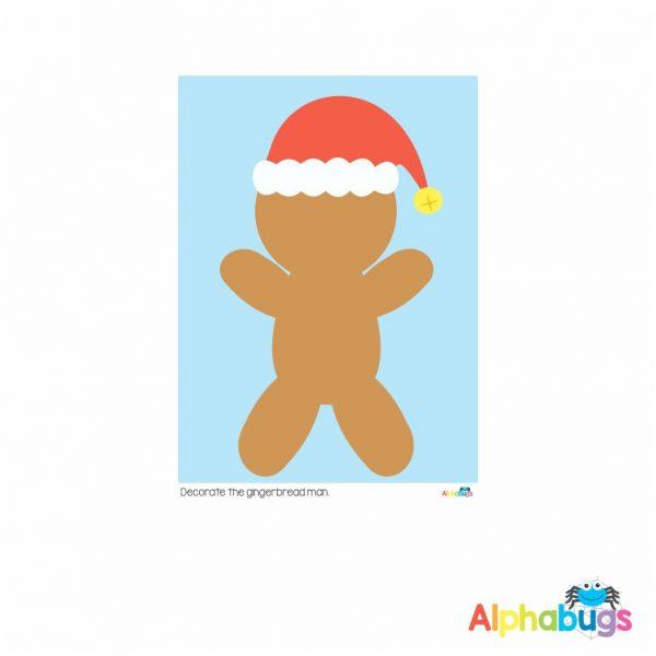 Playdough Mat – Christmas Characters 3