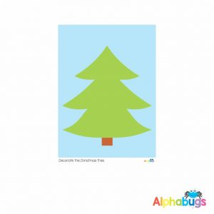 Playdough Mat – Christmas Characters 5