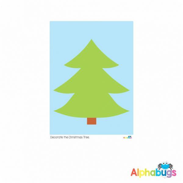 Playdough Mat – Christmas Characters 5