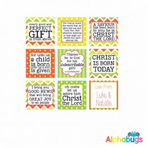 Wrapping Paper – Christian Quotes 55cm