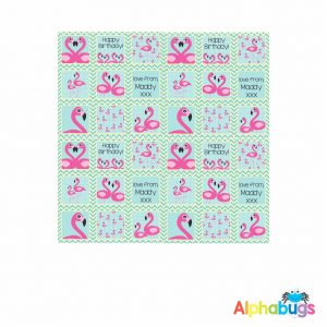 Wrapping Paper – Fab Flamingos 55cm