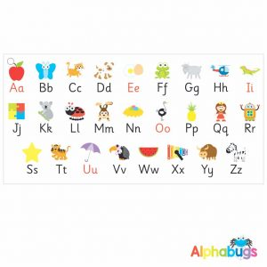 Handy Helper – Alliterative Alphabet