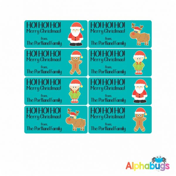 Design-Your-Own Gift Labels