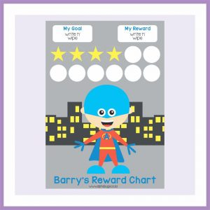Home Labels & Reward Charts