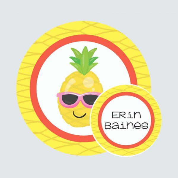 Bag Tag – Cutie Fruity