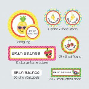 Early Learners Pack – Cutie Fruity