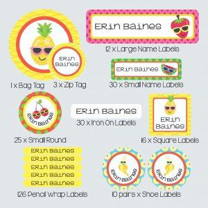 Ultimate Kids School Pack – Cutie Fruity