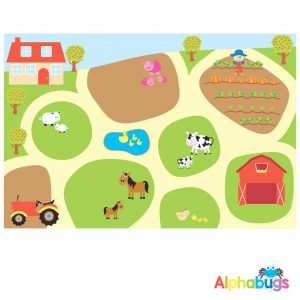 Playmat – At the Farm (Large)