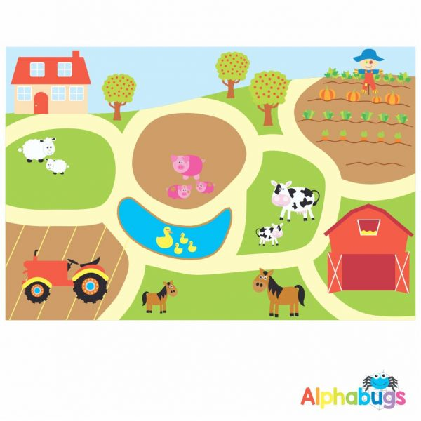 Playmat – At the Farm (Small)
