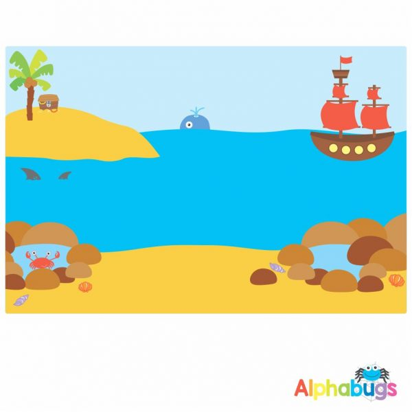 Playmat – Out to Sea (Large)