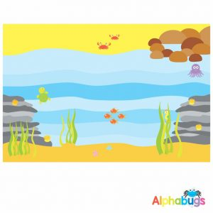 Playmat – Under the Sea (Small)