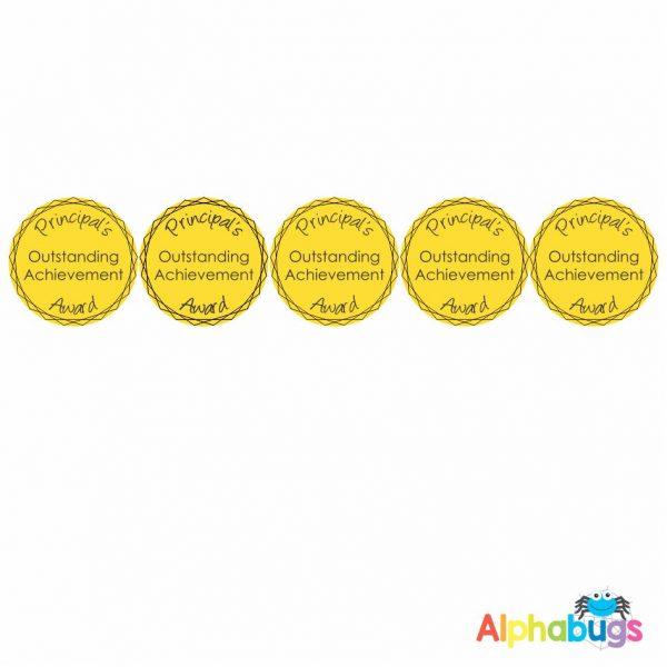 Positive Praise – Principal Award – Outstanding Achievement GOLD