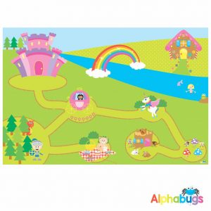 Playmat – Fairytale Fantasy (Large)