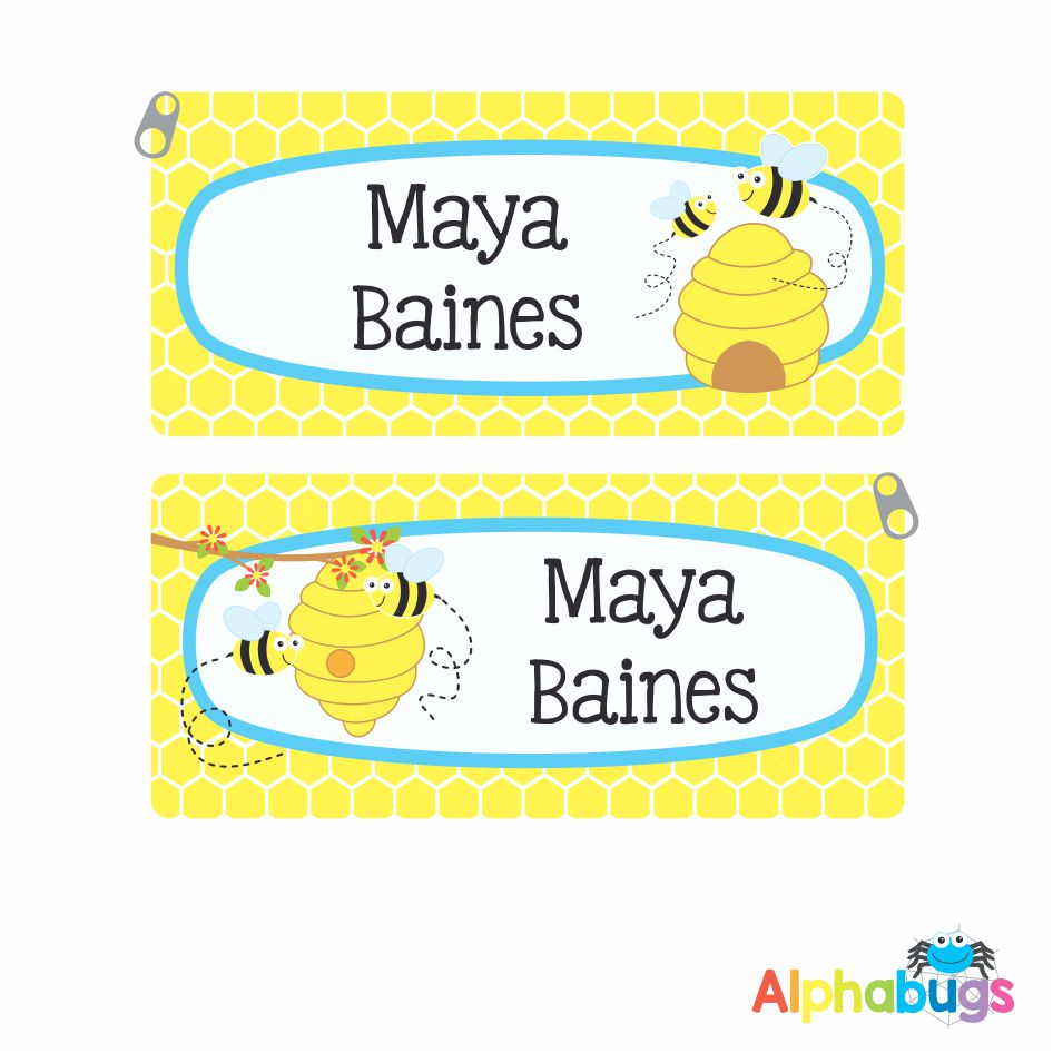 Pencil Case – Busy Bees