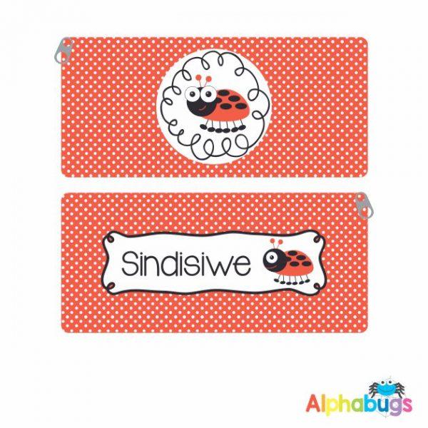 Pencil Case – Little Ladybug