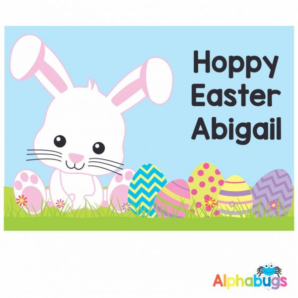 Placemat – Easter Eggscapade 1