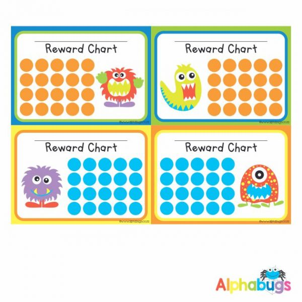 School Reward Charts