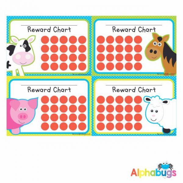 School Reward Chart – At The Farm